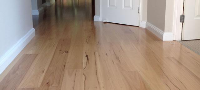 Floating Floors: Engineered flooring